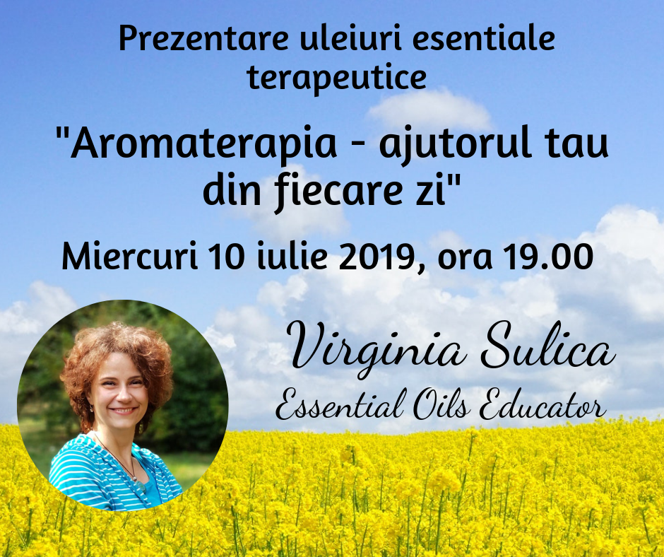 workshop aromaterapie