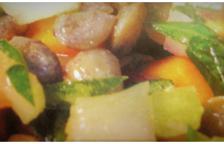 Mese savuroase – Salata de Linte